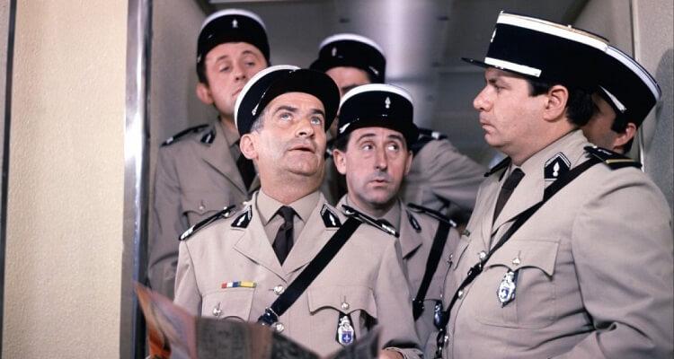 Encore les gendarmes!