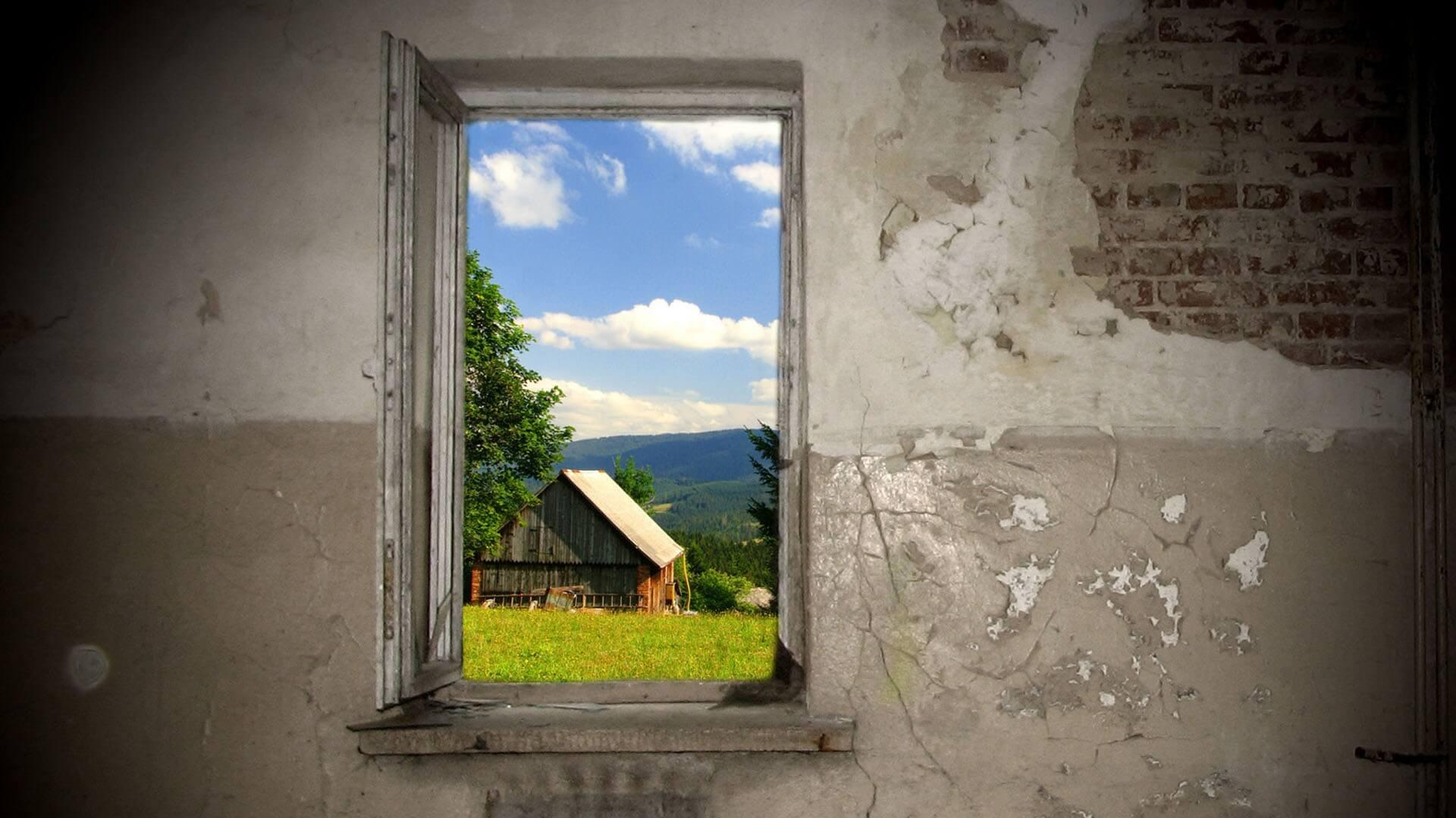 Petites fenêtres