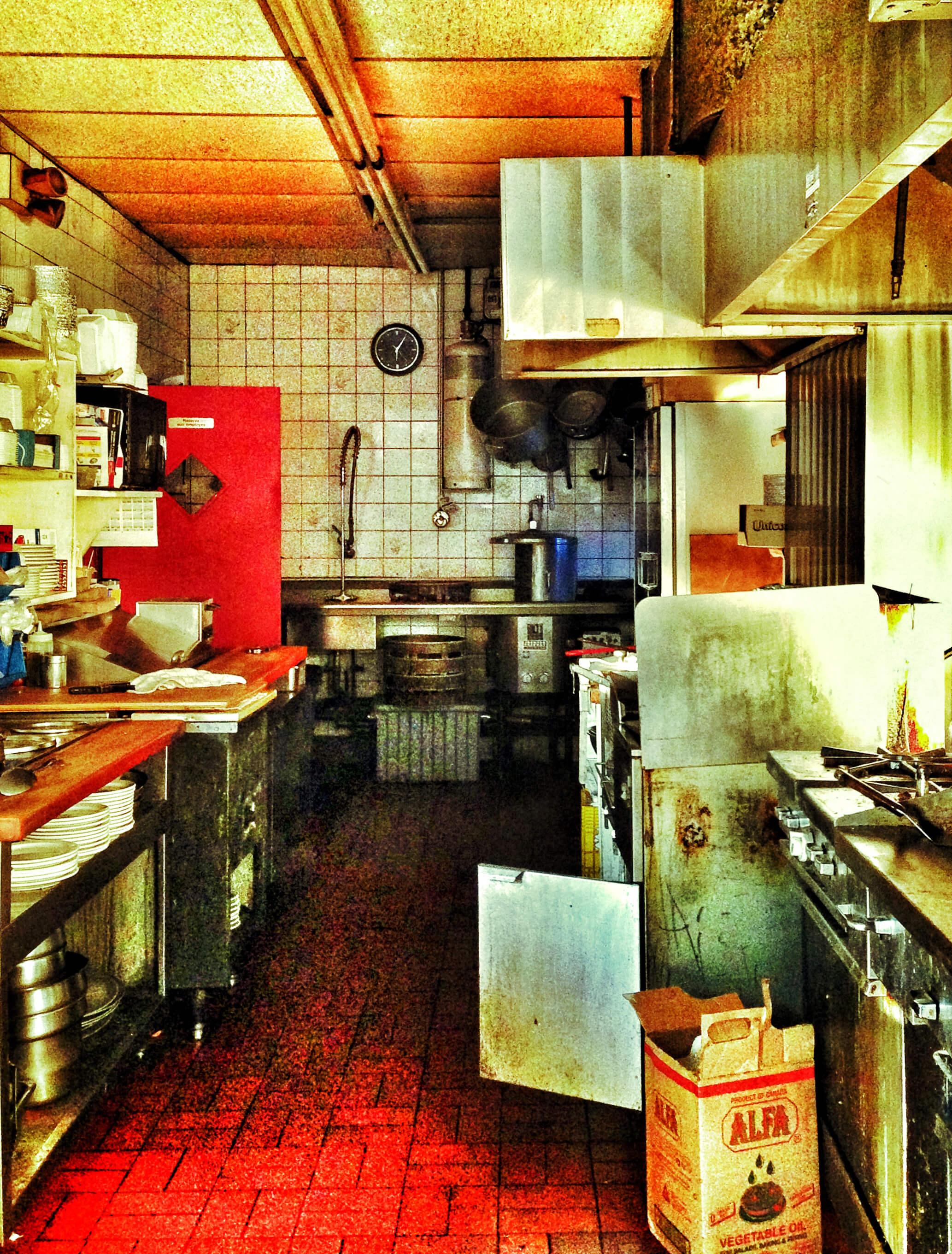 La propreté des cuisines USA vs Canada