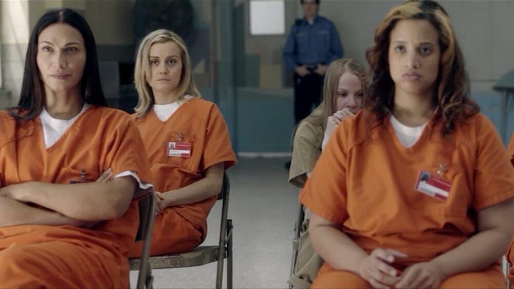 Le orange en prison?