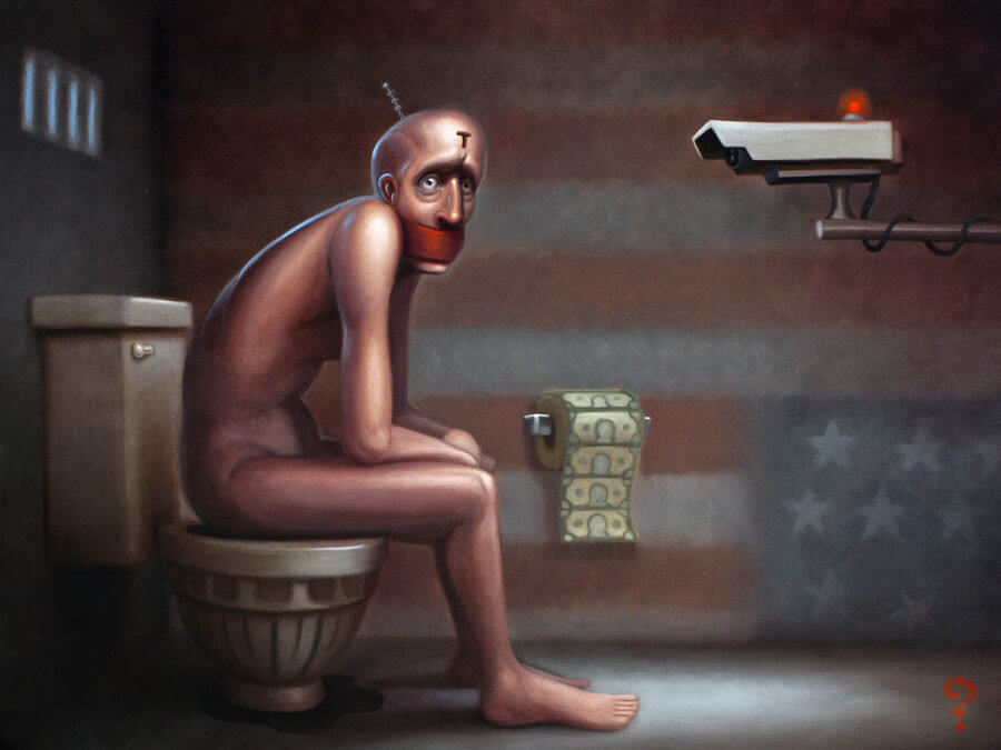 L'anxiété de la liberté
