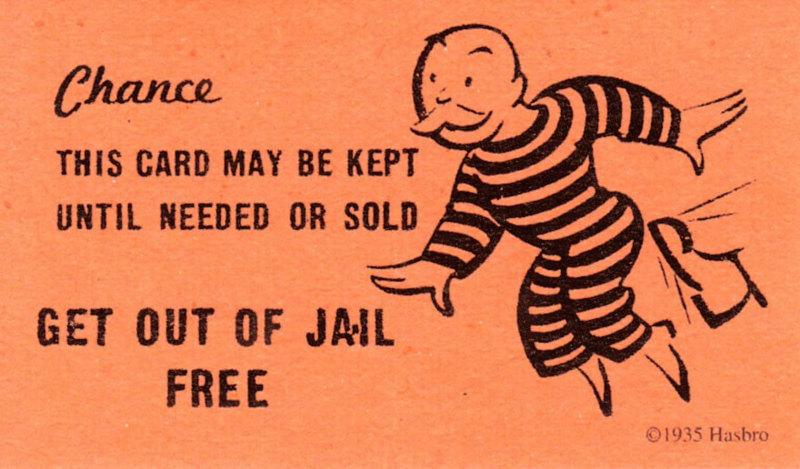 Sortie de prison