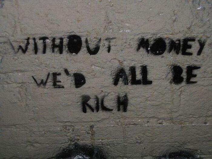 L'argent et apprendre quoi en faire